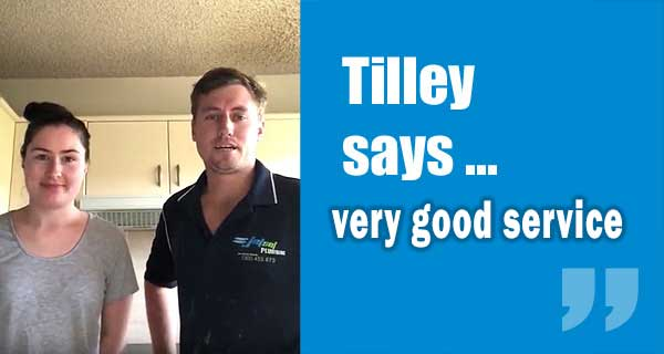 Tilley Customer Review from Camp Hill