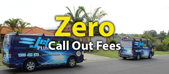 Zero Call Out Fees - Plumber Camp Hill